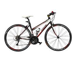 Bici Ibrida Cicli Casadei Corsa 28 Donna Claris 24V