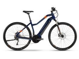 Bici Ibrida Elettrica Haibike Sduro Cross 5.0 Donna 20V Xt