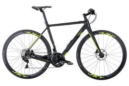 Bici Ibrida Elettrica Vektor E-Scud Sport 22V Disc