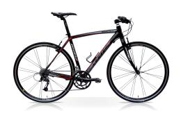 Bici Ibrida SpeedCross Way 28 27V Nera
