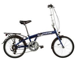 Bici Pieghevole Cicli Casadei Folding 20 Alluminio 7V