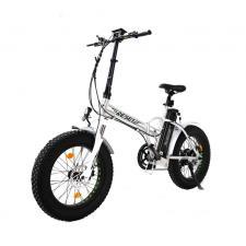 Bici Pieghevole Elettrica Reset Redwood Limited 500W Allu Polish