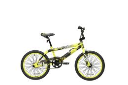 BMX Cicli Adriatica VR46 Freestyle 20 Giallo Fluo Opaco