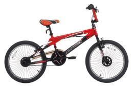 BMX Cinzia Freestyle Jetix Nero Rosso