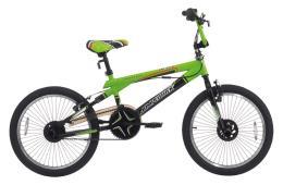 BMX Cinzia Freestyle Jetix Nero Verde