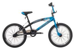 BMX Cinzia Freestyle Rock Nero Blu Opaco
