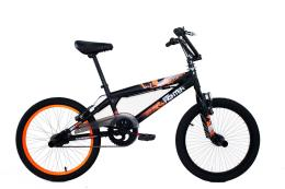 Bmx Coppi Street Fighter 20 Nero Arancio