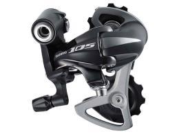 Cambio Bici Corsa Shimano 105 10V Gabbia Corta
