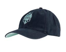 Cappellino Vintage Bianchi Blu Delave