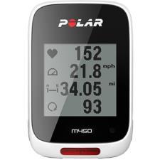 Cardiofrequenzimetro Polar M450 HR Fascia Bianco