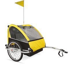 Carello Bici Gist Porta Bimbi in Alluminio