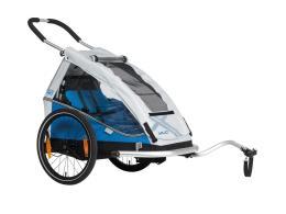 Carrello Bici XLC Mono8Teen Blu