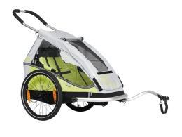 Carrello Bici XLC Mono8Teen Limone