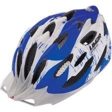 Casco Bici Limar Matt Blue White Tg L 57-61