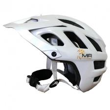Casco Bici MFI Explorer Future Helmet Bianco