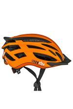 Casco Bici RHpiu Z2IN1 Arancio Opaco Nero Opaco