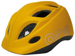 Casco Bobike One Giallo