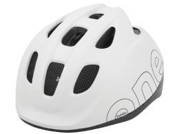 Casco Bobike One Tg S (52-56) Bianco