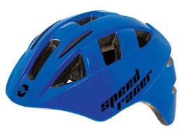 Casco BRN Bambino Speed Racer Blu