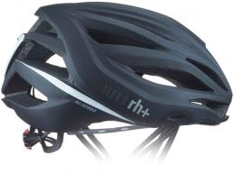 Casco RHpiu Air XTRM Nero Opaco Riflesso scuro