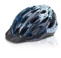 Casco XLC BH-C20 Blu Motivo Prisma