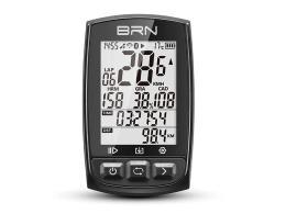 Ciclocomputer BRN con GPS MyNavy