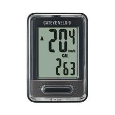 Ciclocomputer Cateye Velo 9 Nero