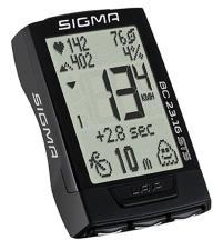 Ciclocomputer Sigma BC 23.16 STS senza filo