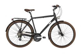 City Bike Alpina Comfort 28 Uomo 21V Nero