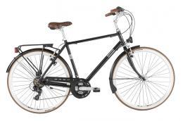 City Bike Alpina Freetime 28 Uomo 21V Nero