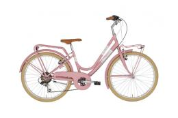 City Bike Alpina Milly 24 Donna 6V Rosa