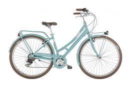 City Bike Alpina Velvet 28 Donna 7V Acquamarina