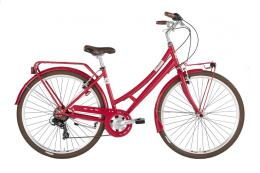City Bike Alpina Velvet 28 Donna 7V Fragola