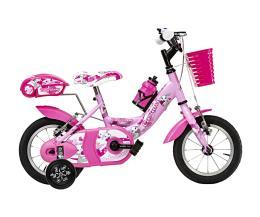 City Bike Bambina Cicli Casadei Venere 12 Bunny