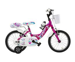 City Bike Bambina Cicli Casadei Venere 14 Baby Bunny