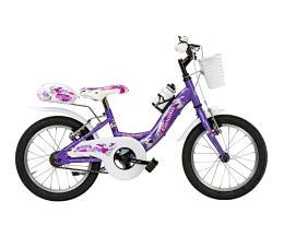 City Bike Bambina Cicli Casadei Venere 16 Baby Bunny