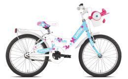 City Bike Bambina Torpado Simba 20 1V Blu Chiaro