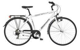 City Bike Bianchi Spillo Turchese Uomo 6V Bianco