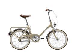 City Bike Cicli Adriatica Funny 20 Nocciola