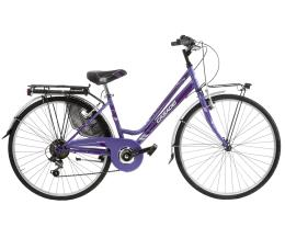 City Bike Cicli Casadei Moving 26 Donna 6V