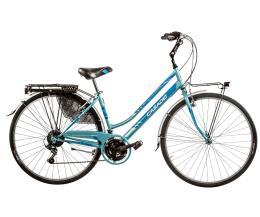 City Bike Cicli Casadei Moving 28 Donna 18V