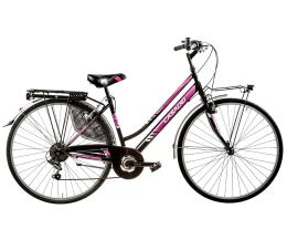 City Bike Cicli Casadei Moving 28 Donna 6V