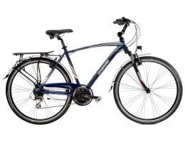 City Bike Cicli Casadei Zefiro 28 Uomo Acera 24V