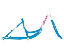 City Bike Cinzia Liberty 20 1V Azzurro Perla Bianco