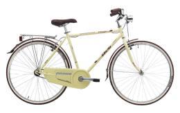 City Bike Cinzia Village Paseo 28 Uomo 1V Crema