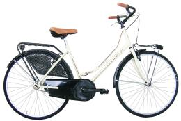 City Bike Coppi Liberty 26 Olanda 1V Crema