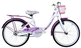 City Bike Coppi Taylor 20 Donna Bianco