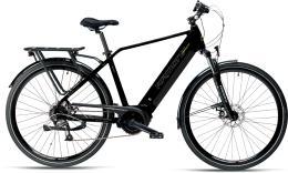 City Bike Elettrica Armony Arese 28 9V Grigio Ascuro Grigio Betulla