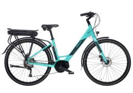 City Bike Elettrica Bianchi Long Island 28 9V Donna CK16