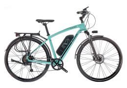City Bike Elettrica Bianchi Metropoli-E 28 Donna 9V CK16